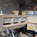 les moulins de biocourt - bluterie ouverte